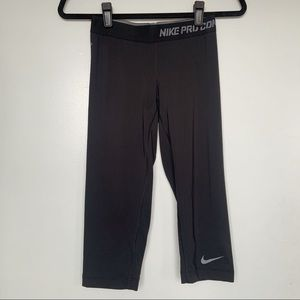 Nike Pro Dri Fit Combat Cropped Leggings